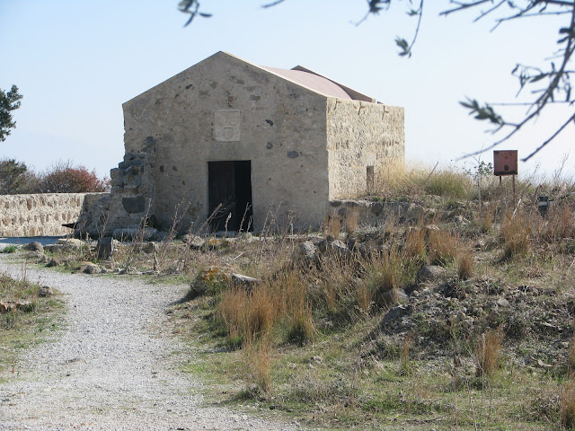 Aghios Nikolaos Church Antimachia