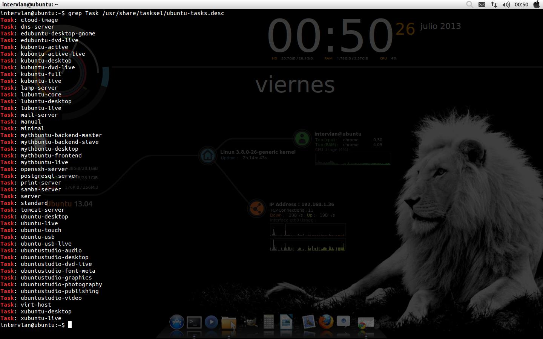 Marco Torres Instalar Lamp En Ubuntu 13 04 12 10 12 04