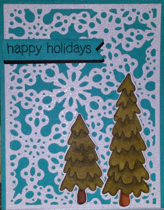 Crafting Geek: Another Christmas Card