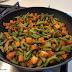 תבשיל שעועית ירוקה ובטטה