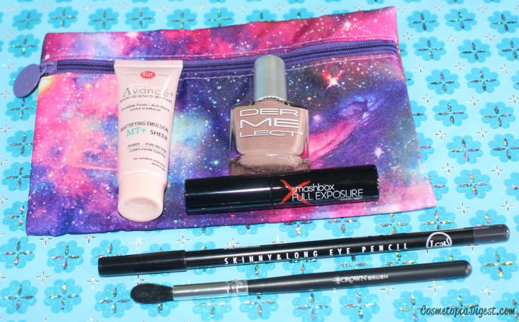 Here are contents of my Ipsy Glam Bag for November 2015.