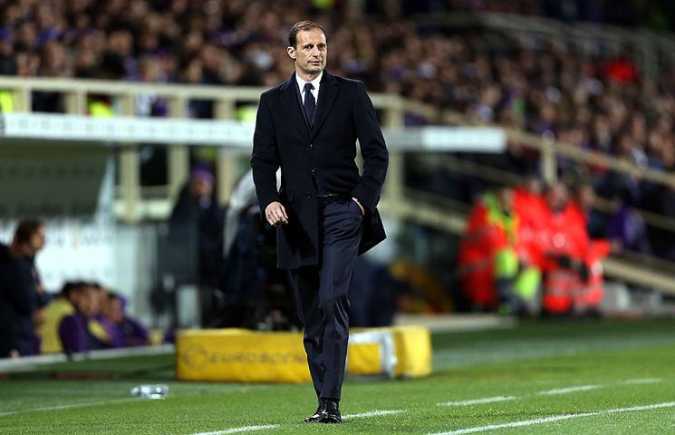 """Allegri: """"Juventus nikada nije bilo loš"""""""