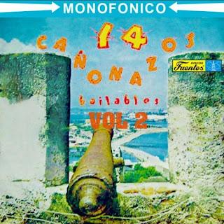 14 CAÑONAZOS BAILABLES VOL. 02 (1962)