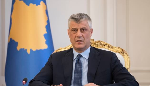 Thaci: Russian bases in Serbia are a threat to Balkans, Kosovo army