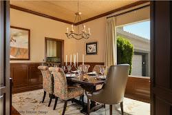 Fiorito Interior Design: A Modern Medieval Dining Room by Fiorito Interior Design