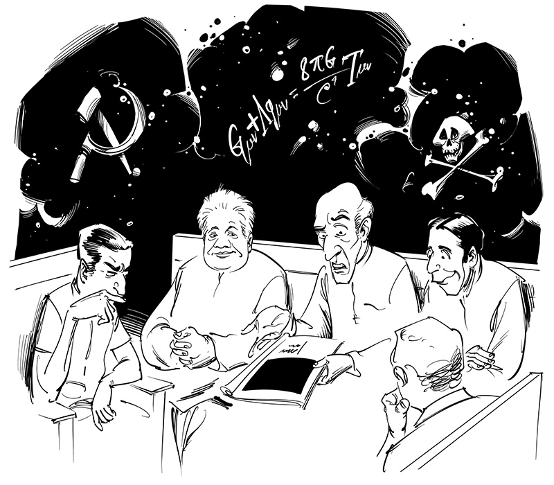 bengali story satyen bose cartoon illustration