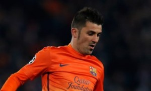 DAVID VILLA REMAIN INTERESTED IN JOINING ARSENAL