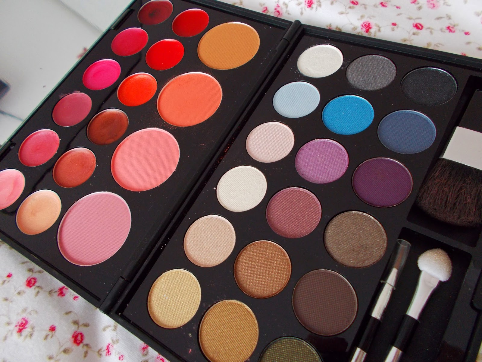 Beauty Success Palette colour shades