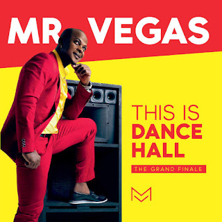 Mr. Vegas - This Is Dancehall (2016) -  Album Download, Itunes Cover, Official Cover, Album CD Cover Art, Tracklist