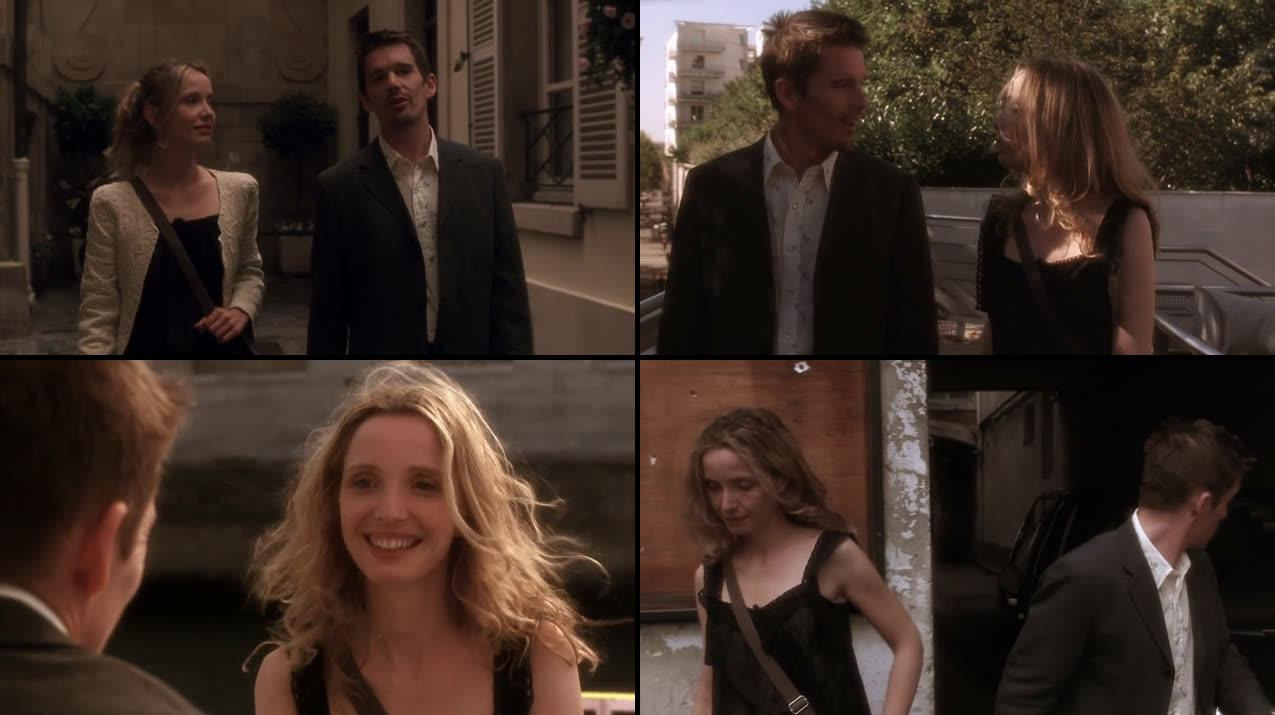 Before Sunset (2004) 720p BluRay x264 600MB