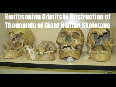 skull of giants