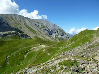Col du Bonhomme Tour del Mont Blanc