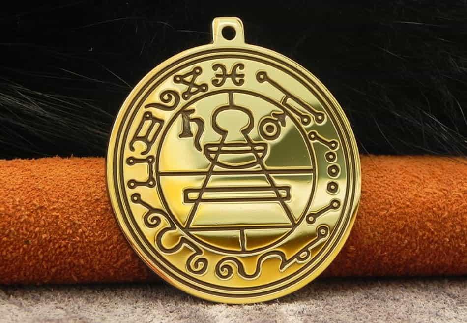 A, Semboller, Antik semboller, Dini semboller, Süleyman'ın mührü, Süleyman tılsımı, musevilik, Süleyman'ın cinleri, Hz.Süleyman, Kral Solomon,