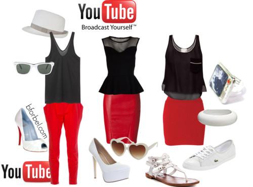 look inspiração; look inspiração youtube