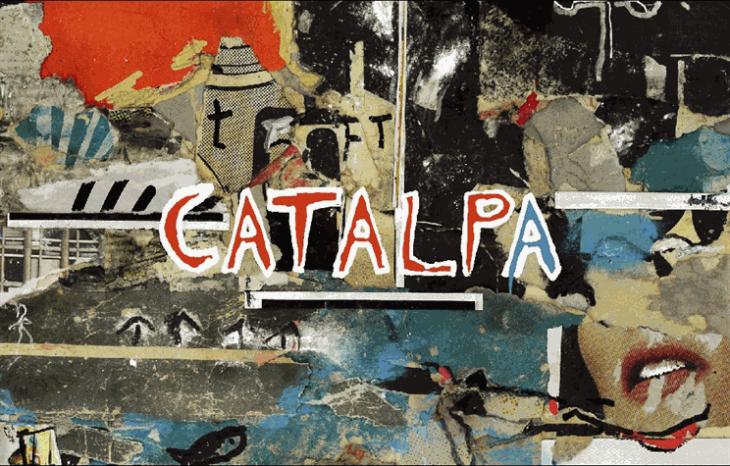 Catalpa couverture du livre signée Pascal Leroux