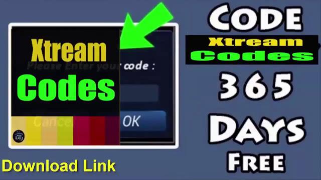 أكثر من عشرين كود سنوي XTREAM CODE IPTV Free ~ Aratech عرب تيك