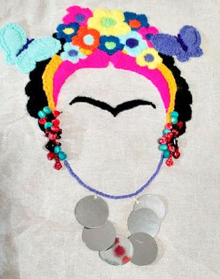 Patricia Cosimi, Graciela Gaudi crochet, Bordado mexicano, bordado hindú, clases vicente lopez,