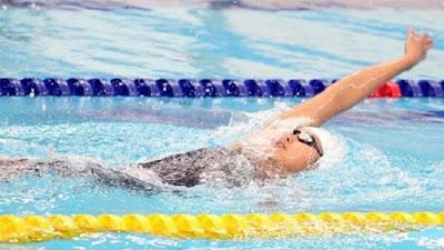 Động tác tay khi bơi