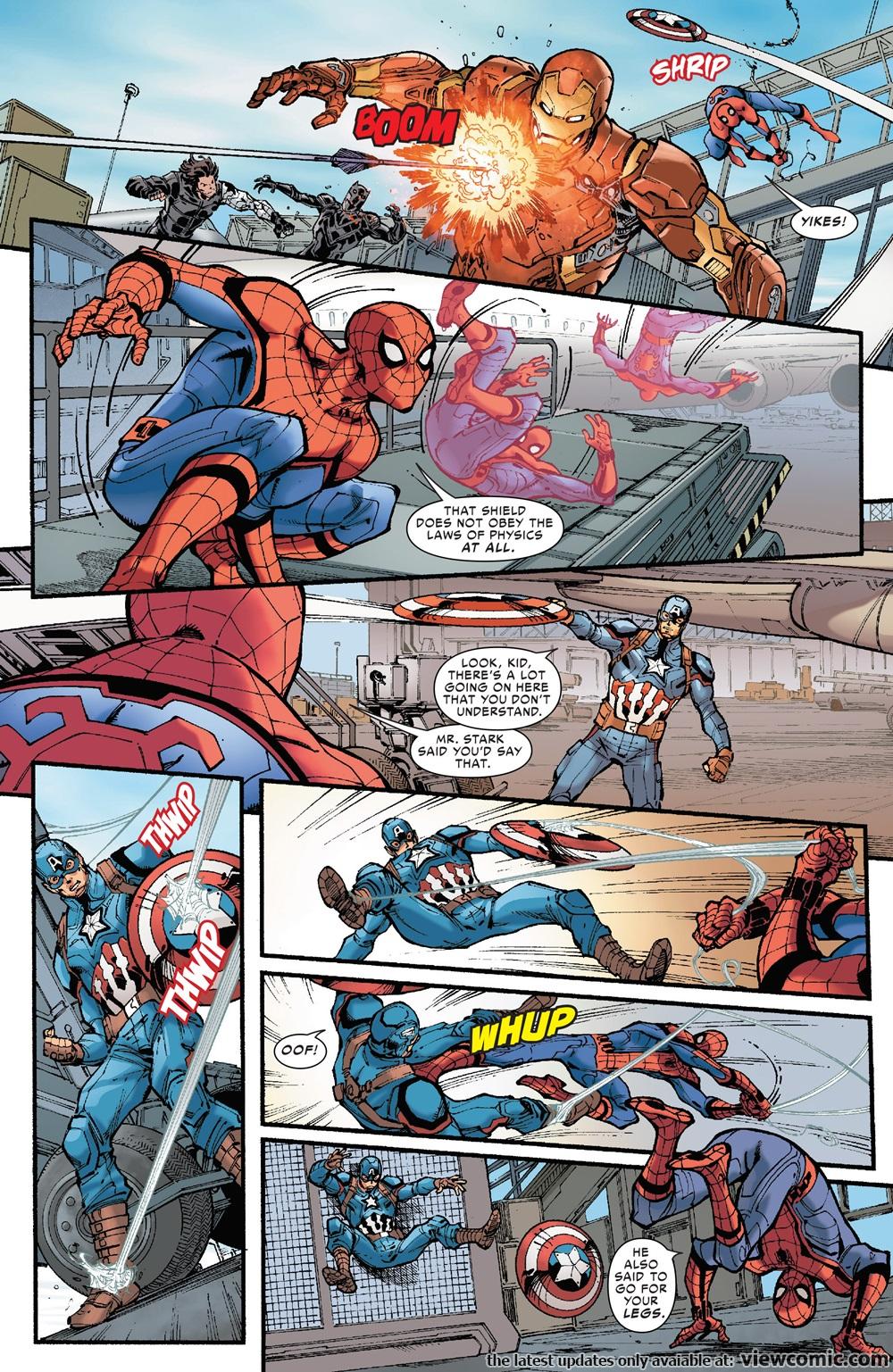Spider man homecoming prelude 02 of 02 2017 - Marvel spiderman comics pdf ...