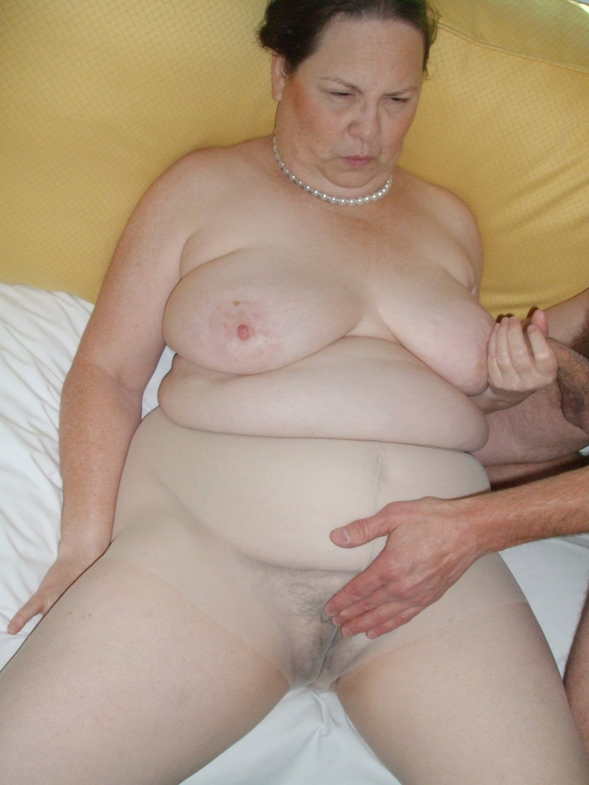 Bbw old women