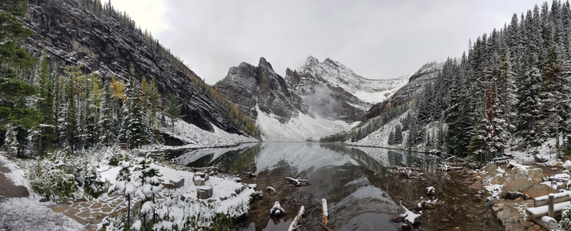 Lake Agnes Canada
