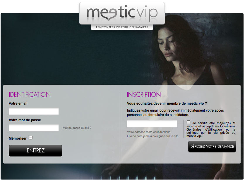 Accord de partenariat entre Meetic et Msn