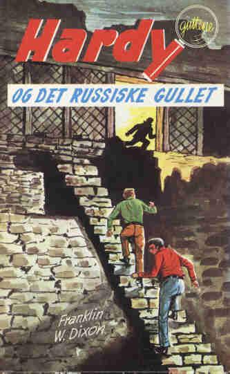 Hardyguttene og det russiske gullet