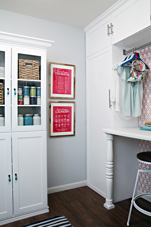 iheart organizing iheart lettered lined art and a giveaway. Black Bedroom Furniture Sets. Home Design Ideas