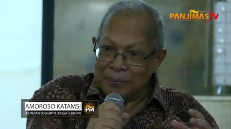 Pemeran Soeharto: Ciri PKI, Pecah Belah dan Bubarkan Ormas!