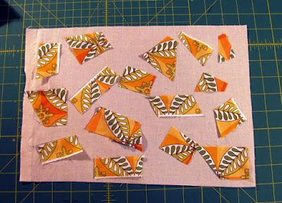 mixed media fabric art 2