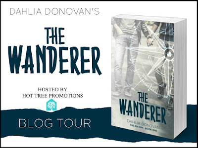 BLOG TOUR & EXCERPT  – The Wanderer by Dahlia Donovan