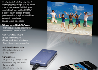 Tech: Welcome to the Mobile big screen!