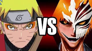 تحميل لعبة Bleach Vs Naruto مهكرة وكاملة للاندرويد خرافيه - فقط APK