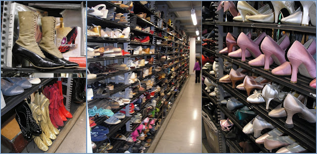 Le Grand Costumier chaussures