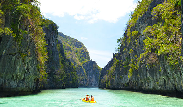 Adventure in El Nido, Palawan, Philippines