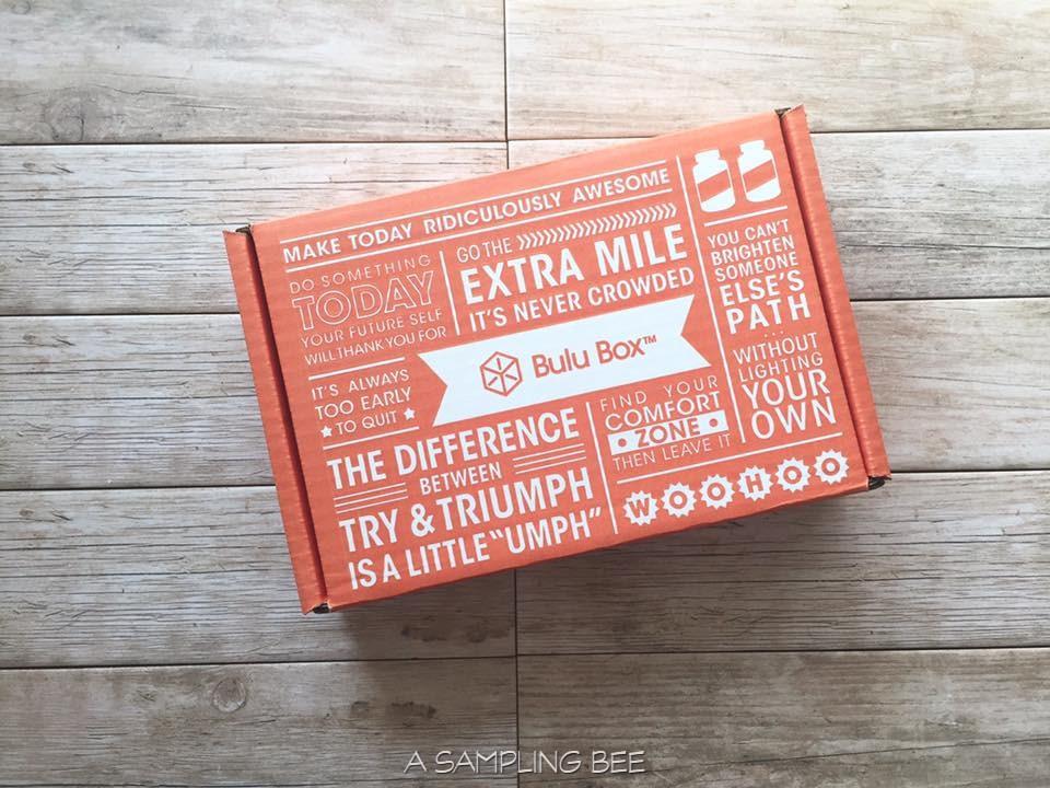 A Sampling Bee Bulu Box Subscription Box Review