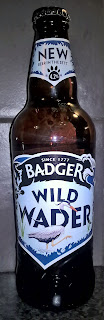 Wild Wader (Badger)
