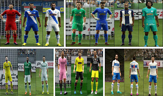 Kits Sudamerica 2016-2017 Pes 2013