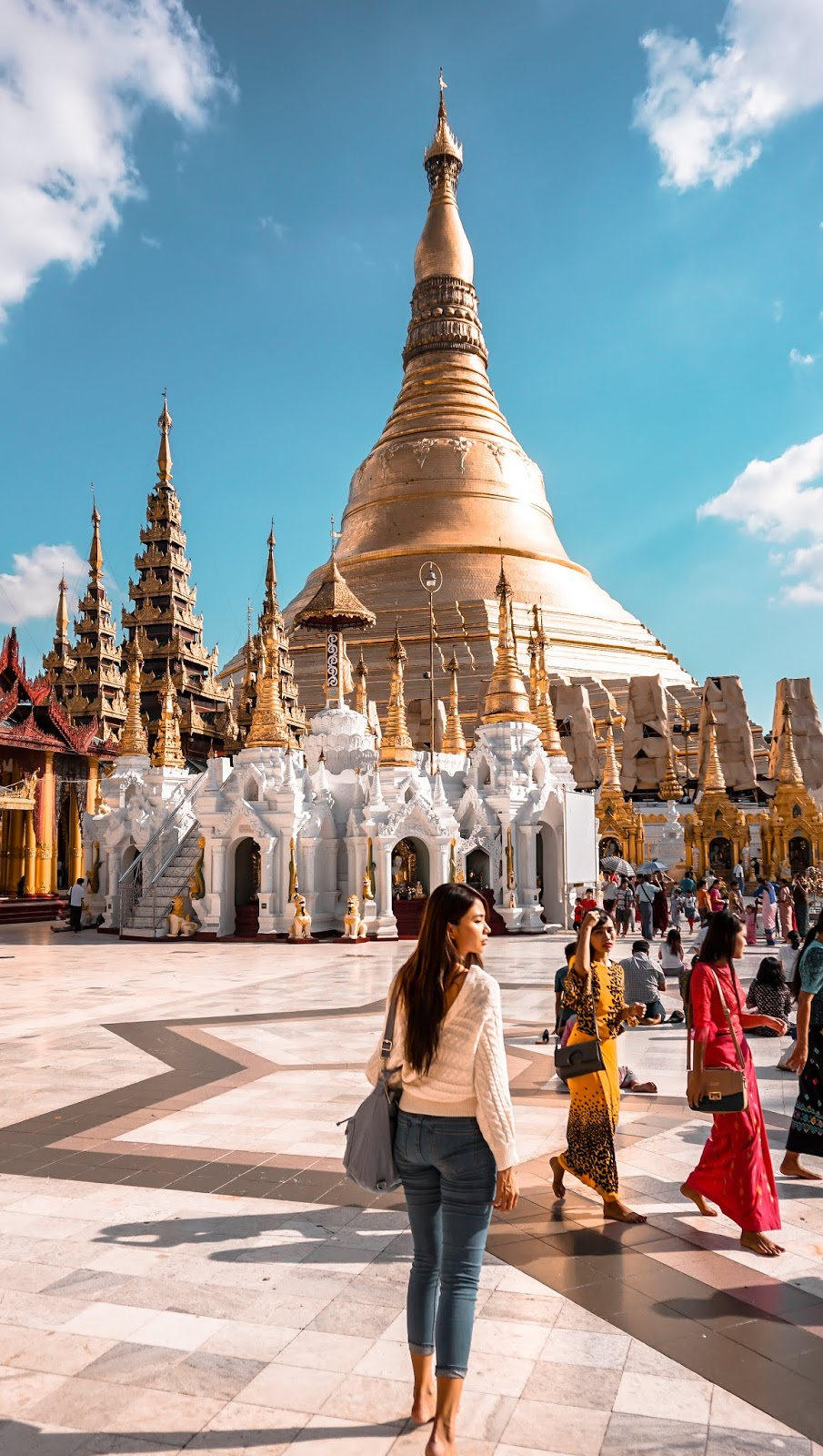 Travel Diary: 7 Days in Myanmar - XINLIN - Singapore Travel