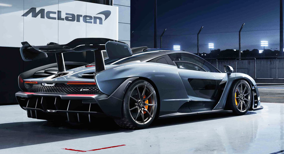 McLaren announces the Senna, its most extreme road vehicle ever