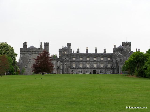 The Irish Roadtrip Begins: Kilkenny Castle | Ibn Ibn Battuta
