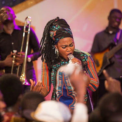 """Listen Up: Ghana's Top Gospel Singer Joyce Blessing Storms Africa With New Single """"I Swerve You"""""""