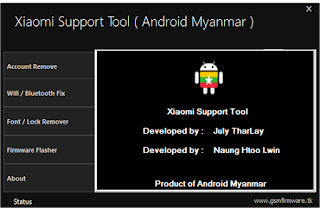 http://www.gsmfirmware.tk/2017/05/Xiaomi-Support-Tool.html