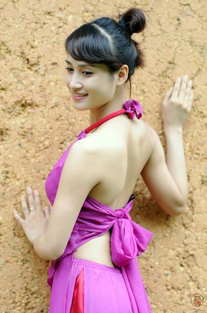 Model Cantik Ao Yem Vietnam 1