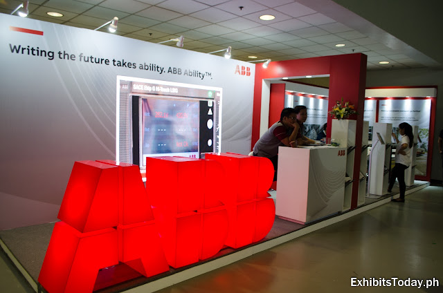ABB Philippines Exhibit Booth