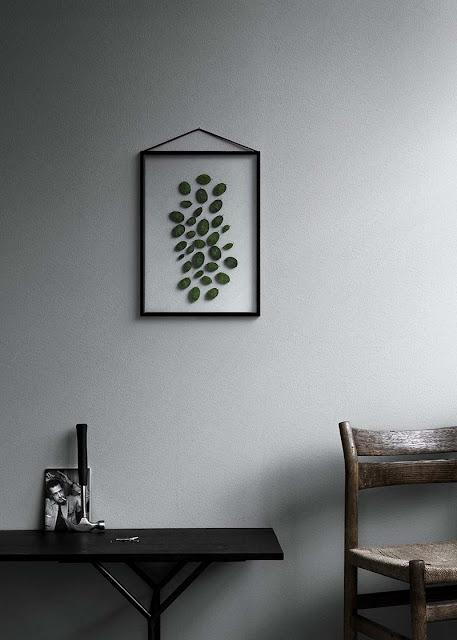 Cadre en bois de la marque de design scandinave Moebe