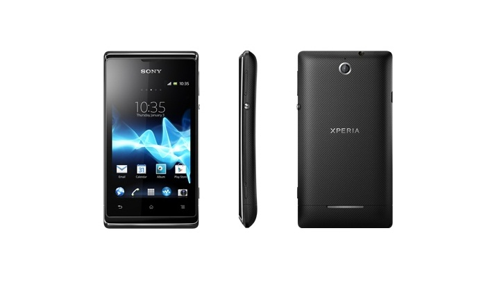Cara Flashing Sony Xperia E Dual C1605 Bootloop / Mati total