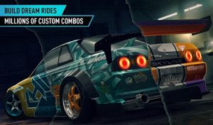 Need for Speed No Limits MOD APK+DATA 1.8.4 Android (Unlimited Nitro with Data Files)