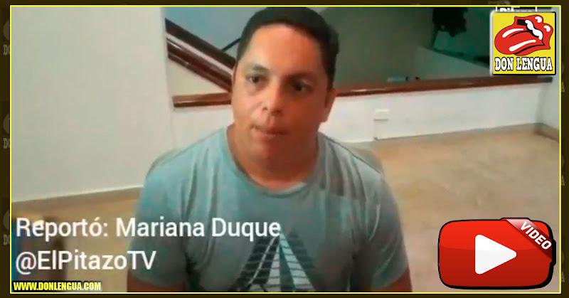 Sargento denuncia que Maduro ordenó secuestrar a su familia y torturan a sus amigos