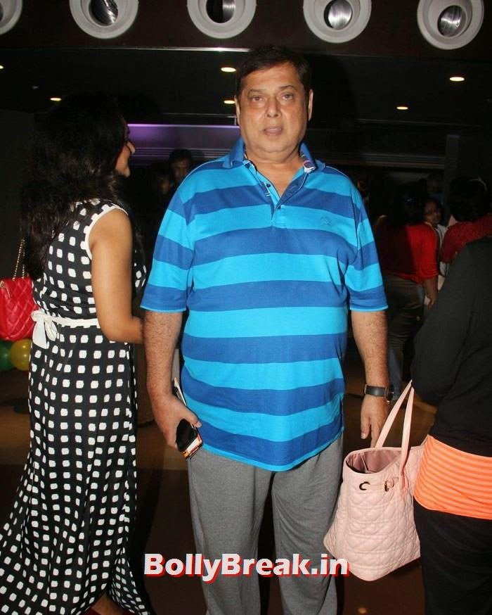 David Dhawan, 'Mary Kom' Premiere Pics